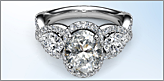 Perfect Diamond Engagement Ring