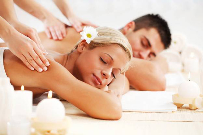 Arrange a Tranquil Time Together at a Couples Spa