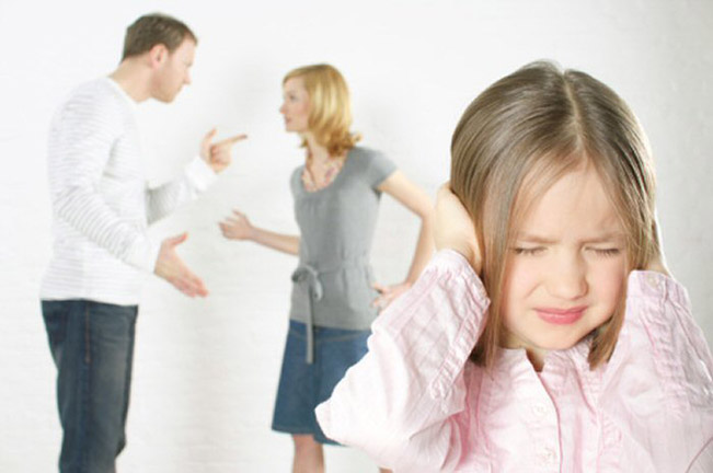 Divorce - Children from previous relationships