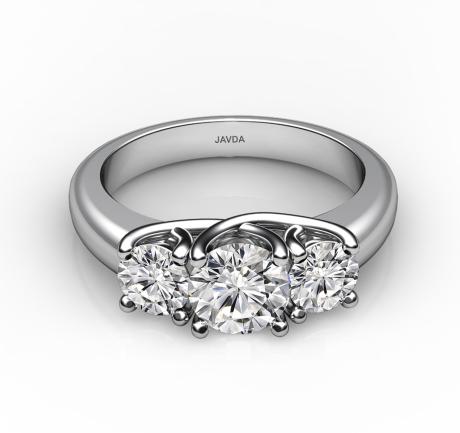 Classic-Three-Stone-Ring