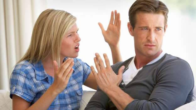 Divorce - Difference in how a conflict is resolved