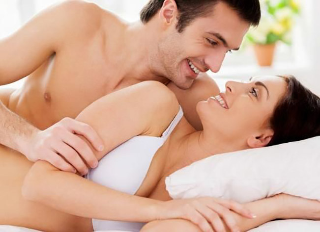 Enjoy unlimited periods of Intimacy