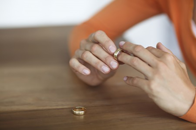 Failure of second marriages