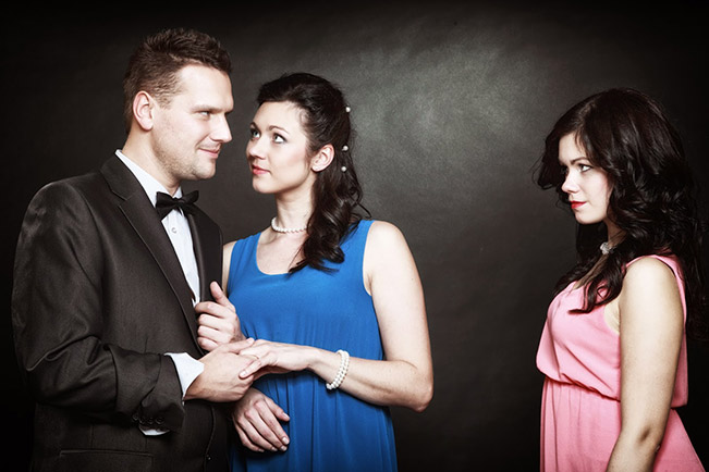 Divorce - Interfering ex-partners