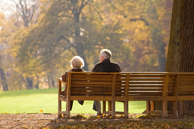Longer life span and lower chances of heart disease