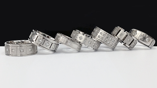 Men also did receive Engagement Rings