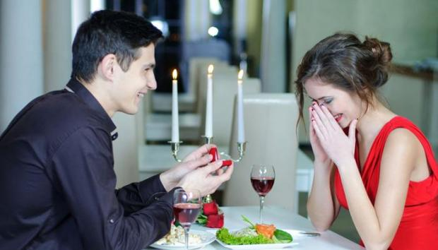 Perfect Proposal Date Her Birthday