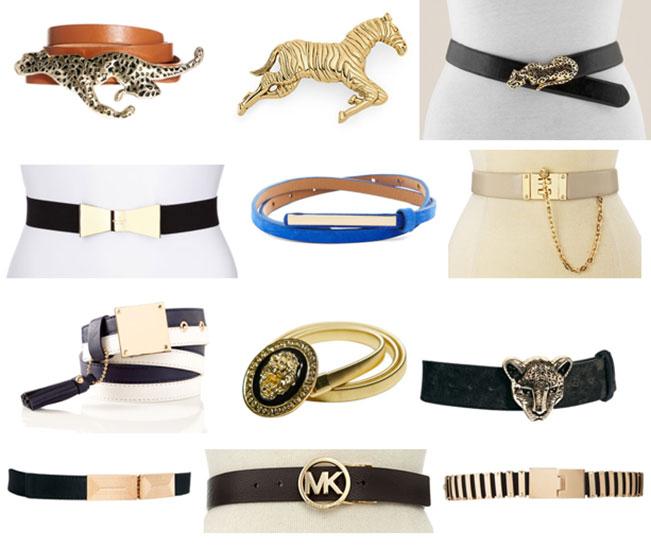Statement Belts