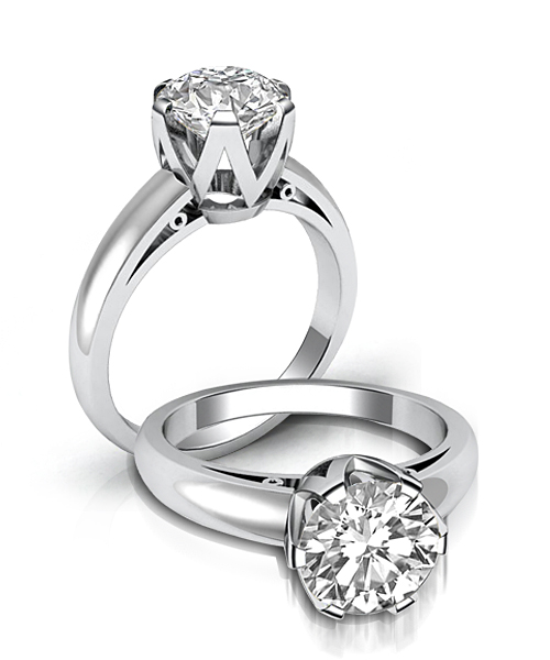 Ideal Engagement Ring