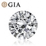 0.50 carat Round Brilliant Cut 100% Natural Loose Diamond. Certified By GIA-USA. F Color and VS2 Clarity.