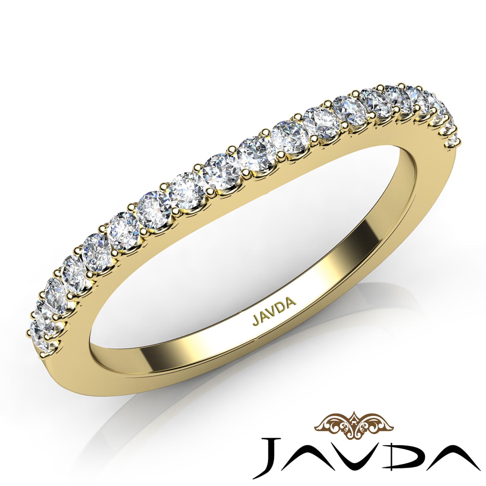9mm Wedding Band 1 4 Ct Tw Black Diamonds Stainless Steel: Prong Diamond Women's Wedding Band Matching Set 1.9mm Ring