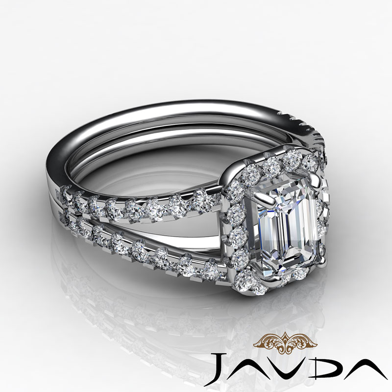 vintage style emerald cut engagement ring i