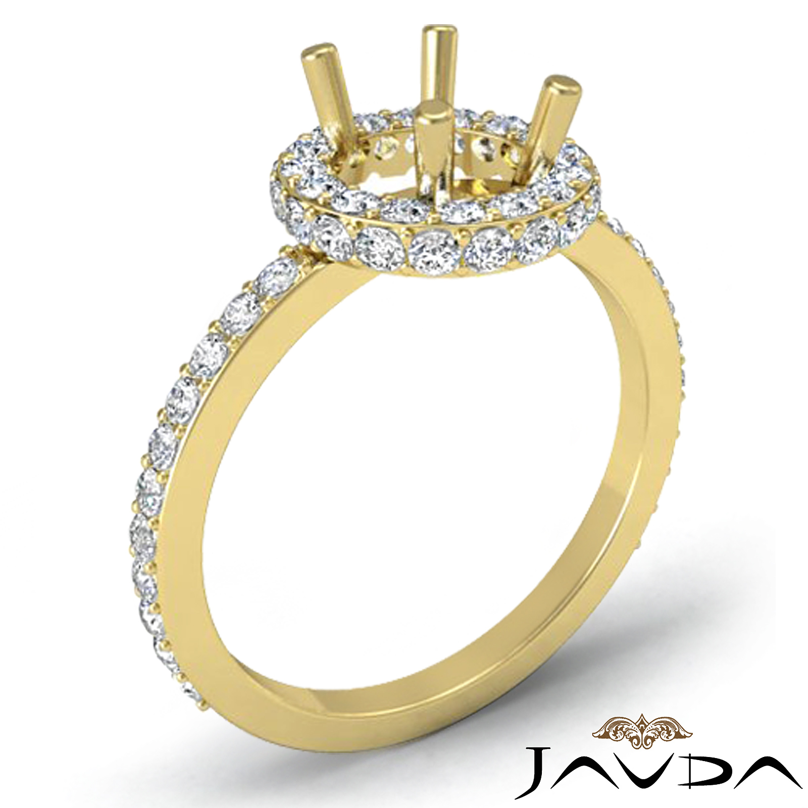 unique engagement proposed ring 18k yellow gold