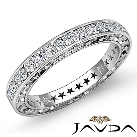 ring cz shooting star products view man tungsten horizontal rings design titanium grande pattern wedding
